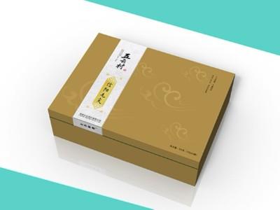 茶叶礼盒厂-茶叶礼品包装盒定做---河南点创包装