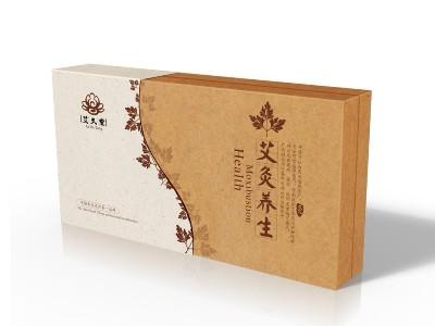 艾灸养生包装盒