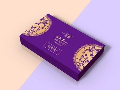 私护包装盒厂家-女性私护包装盒定制---河南点创包装