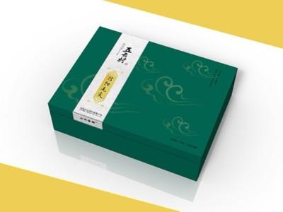 茶叶礼盒-茶叶包装盒-包装盒定做厂家--河南点创包装