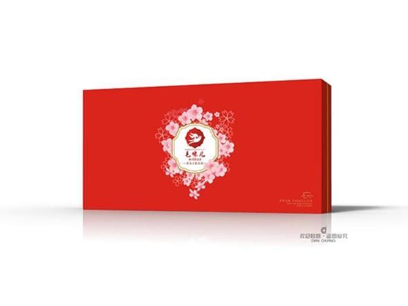 高端礼品包装盒印刷构图要素