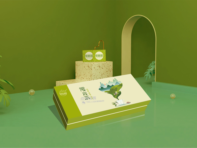 产品包装盒打样流程: