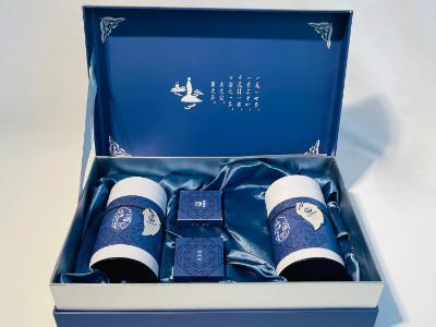 茶叶包装盒定制厂家-包装定做-点创包装