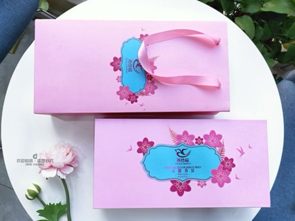郑州礼品包装盒定制需要满足以下的步骤