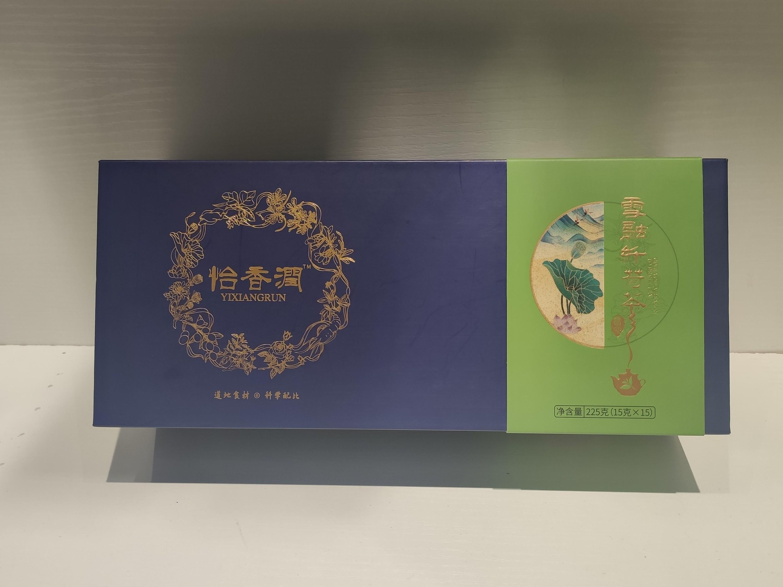 高端茶叶包装盒设计案例分析:
