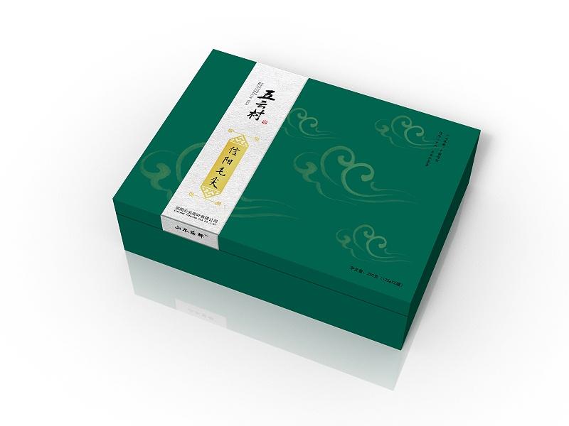 包装礼盒定制中色彩运用的技巧