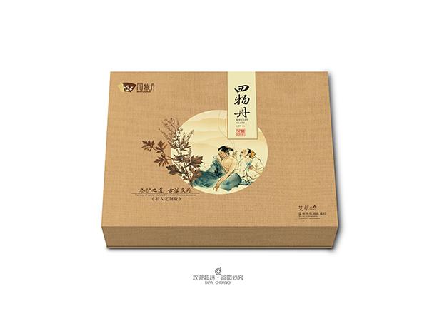 具有传统文化色彩的包装盒设计