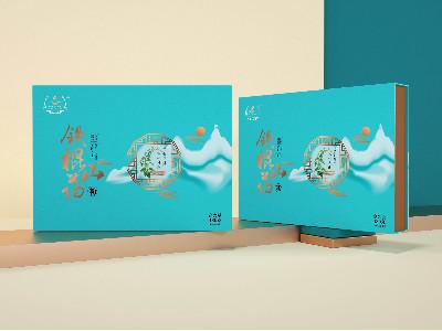 礼品盒定制厂家-山药包装盒-高档礼盒生产厂家