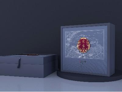 高端白酒包装盒-精品酒盒定做厂家