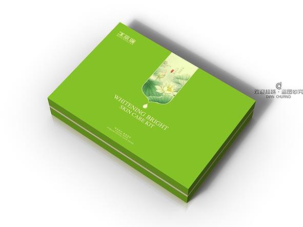 护肤品包装盒定制