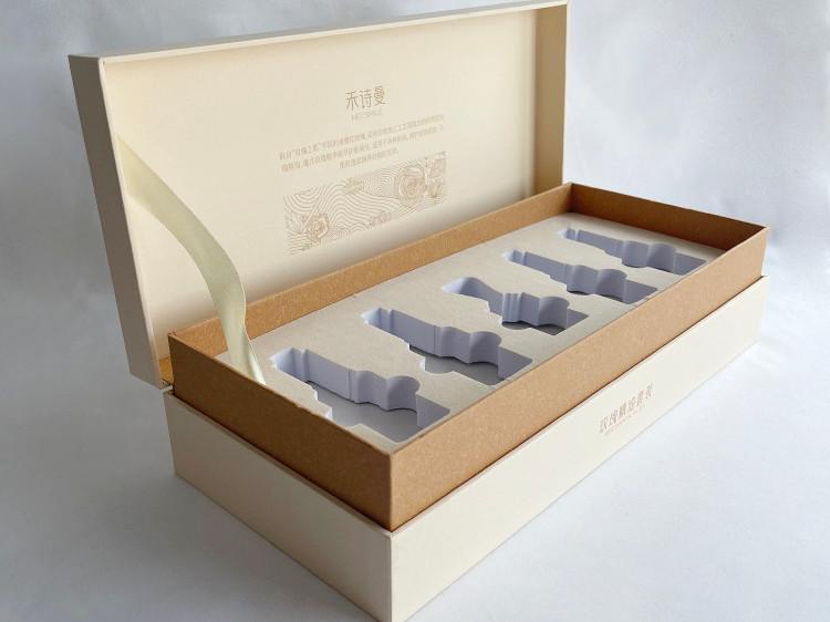 化妆品套盒-高端精品盒定制-禾诗曼