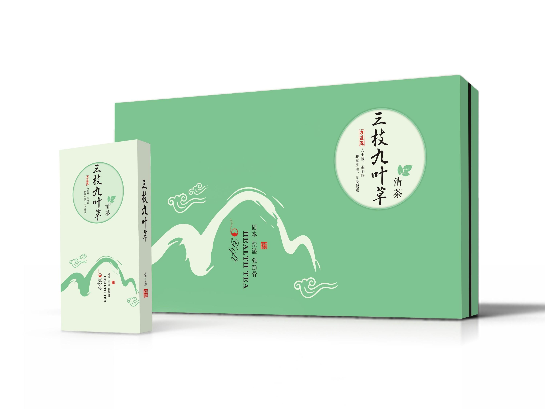 礼品包装盒设计教程