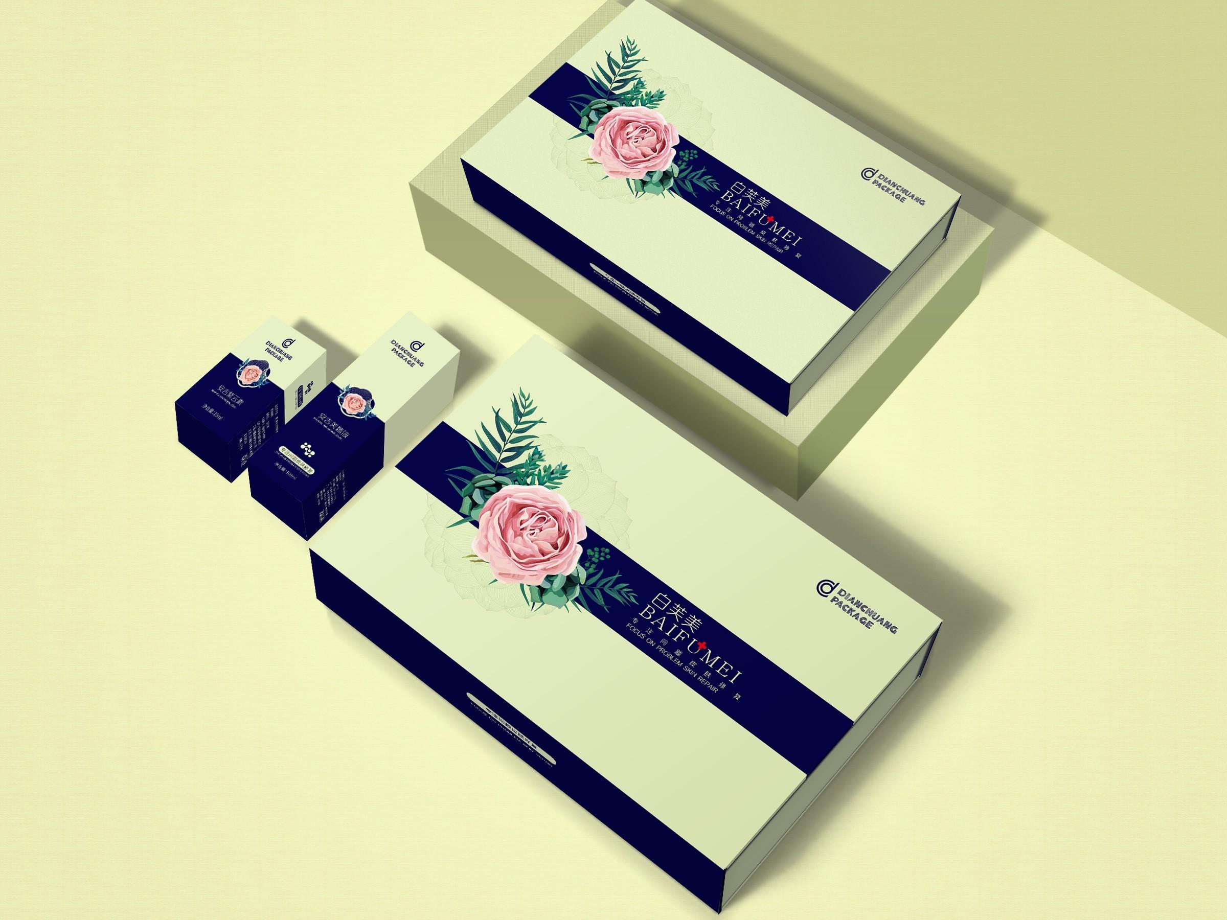 郑州点创包装盒的制作步骤分享