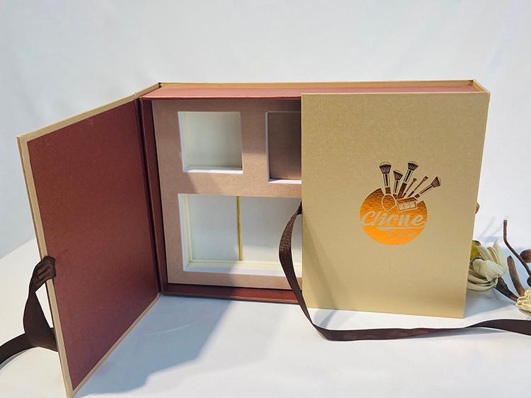 化妆刷精品盒定做-点创包装