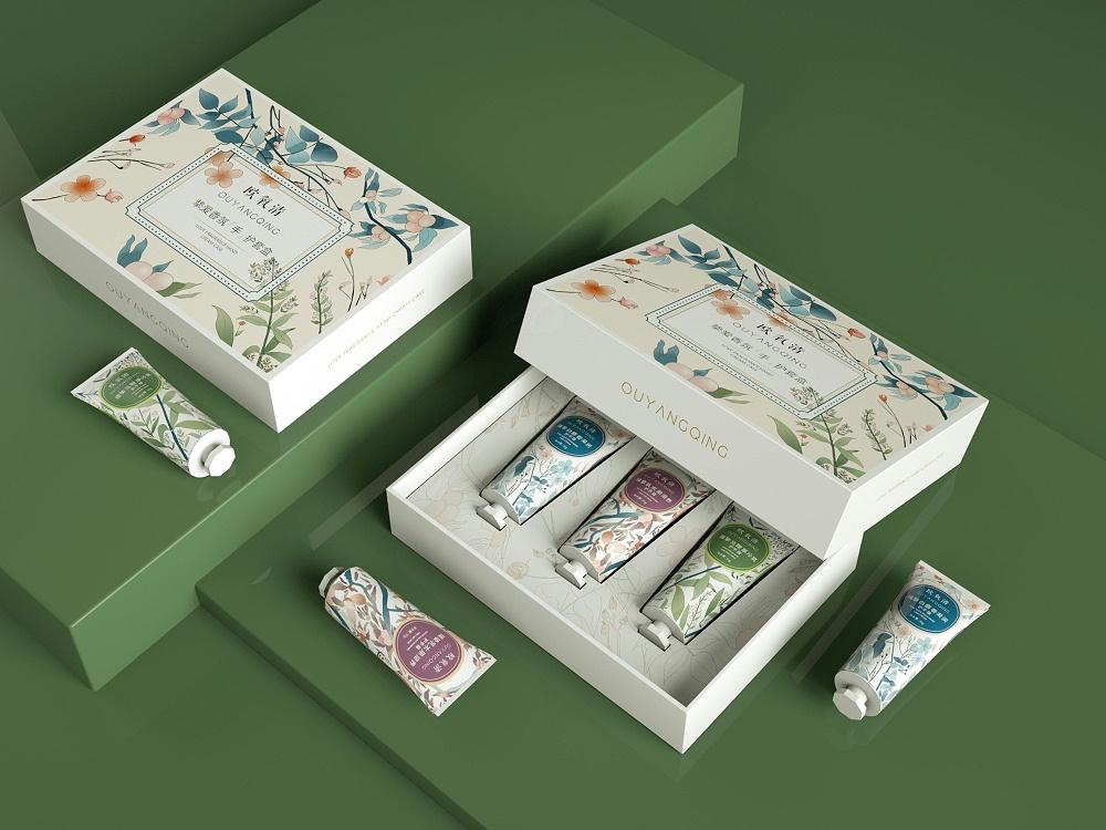 化妆品盒定做厂家-点创包装
