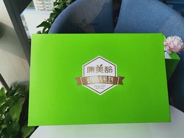 包装盒设计中文字间的关系-文字层次对比