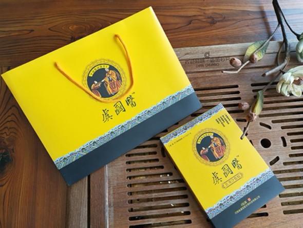 包装盒设计中文字设计的应用原则